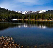 Tranquility at Echo Lake - Echo Lake, CO by Zeibyasis