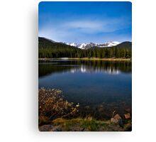 Tranquility at Echo Lake - Echo Lake, CO Canvas Print