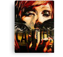Indiscretion  Canvas Print