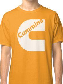 CUMMINS WHITE Classic T-Shirt