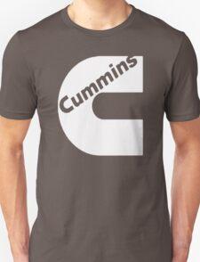 CUMMINS WHITE Unisex T-Shirt