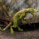Tyrannosaurus Rex by Vac1