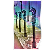 Hitching Posts Poster