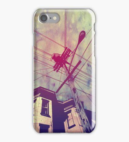 Wires iPhone Case/Skin