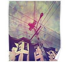 Wires Poster