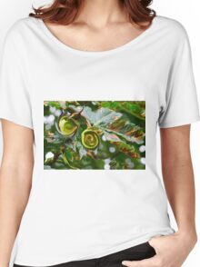 Conker Abstract  Women's Relaxed Fit T-Shirt