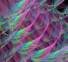 Purple Wisp by ChanRoberts