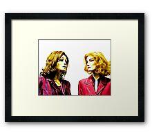 The Power Of Sisterhood Framed Print