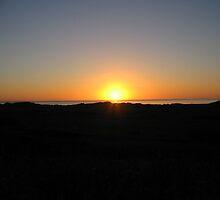 Sunset dovey by Abigail Jennings