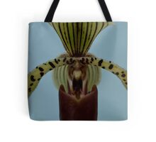 Proud Orchid Tote Bag
