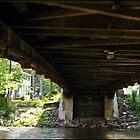 "Covered bridge 1 by Scott ""Bubba"" Brookshire"