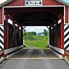 "Covered bridge 10 by Scott ""Bubba"" Brookshire"