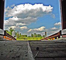 "Inside Bottom of Bridge 2 by Scott ""Bubba"" Brookshire"