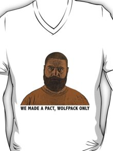 The Hangover 2 movie funny Alan quote wolfpack  T-Shirt