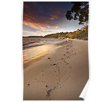 Coningham Beach #2 Poster