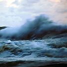 The Power of Wave by Olga Zvereva