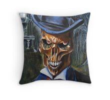 Mr. Styx Throw Pillow