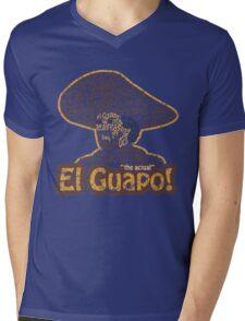 El Guapo! Mens V-Neck T-Shirt