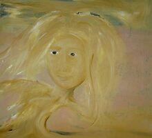 self portrait uni by Michelle Pullen