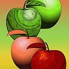 How do you like Dem Apples/ Fruit Shop by Jane Holloway