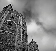Tower of London by Josh Spacagna