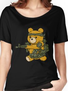 Call of Teddy - Black Ops Women's Relaxed Fit T-Shirt