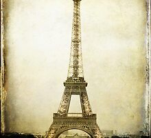 Eiffel Tower by Margaret Goodwin