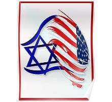 Stand With Israel Poster Poster