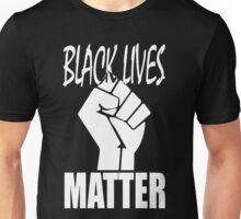 Black Lives Matter Fist Unisex T-Shirt