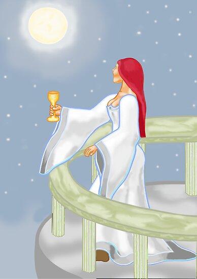 Nights in White Satin by mordechai