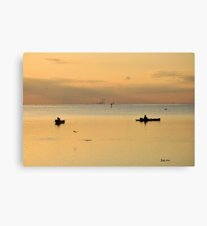 The Two of Us Canvas Print