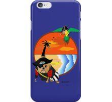Bulldog Pirate!! iPhone Case/Skin