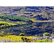 kerry reflections of Eire Photographic Print