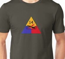 14th Armored Division 'Liberators' (United States) Unisex T-Shirt
