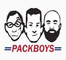 Pack Boys by christanski