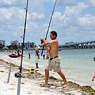 Gone Fishing 2 ... by Danceintherain