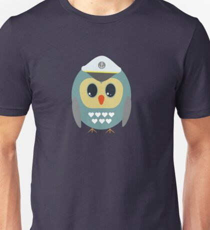 Owls captain Unisex T-Shirt