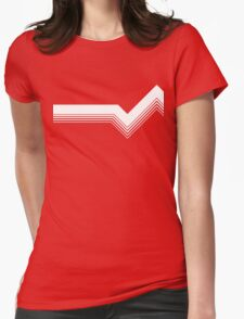FamiStripe Womens Fitted T-Shirt