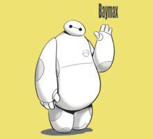 Big Hero 6 - Baymax Baby Tee