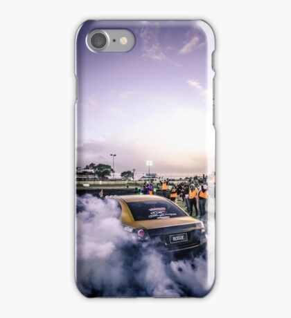 ROGUE Tread Cemetery Burnout iPhone Case/Skin