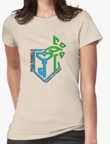 Ingress XFac Canberra Womens Fitted T-Shirt