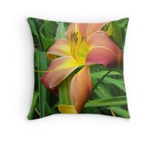 Just Taking it Easy... Throw Pillow