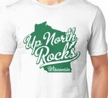 Up North Wisconsin Rocks Unisex T-Shirt