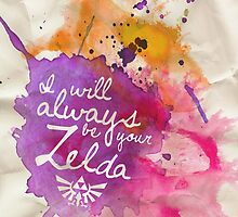 I Will Always Be Your Zelda by enthousiasme