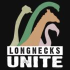 Longnecks Unite - Dark by LTDesignStudio
