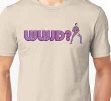 WWJD, Dude. Unisex T-Shirt