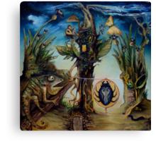 Karma Garden Canvas Print