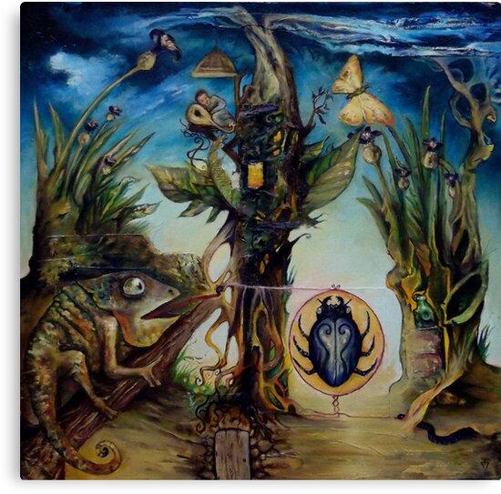 Karma Garden by Peter Maudsley