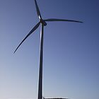 wind fan - south east australia by liam mcminn