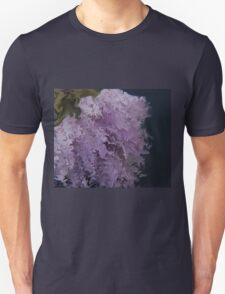 Chive Abstract  T-Shirt